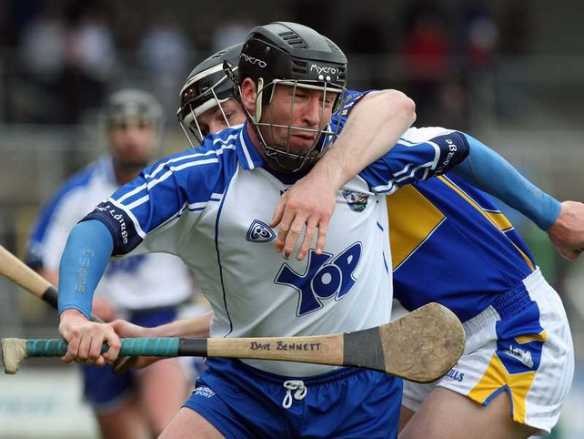 Dave Bennett's days in a Waterford jersey are over