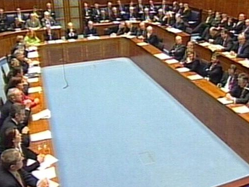 Stormont - Efforts to end 'double-jobbing'