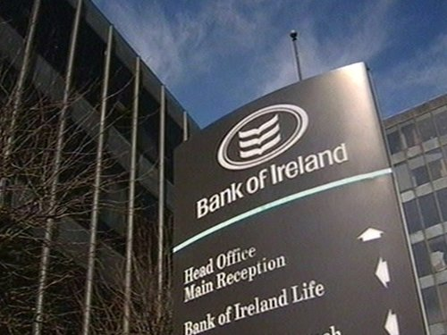 Bank of Ireland - Announced pre-tax loss