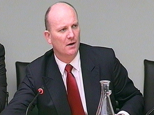 Declan Ganley - Testimony from No campaigner
