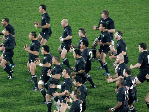 The All Blacks are not without hope of winning the Tri-Nations