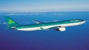 Aer Lingus long haul traffic up 17% in August