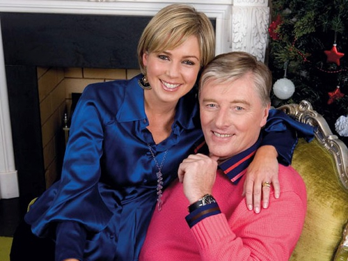 Kathy & Pat Kenny - Have spoken about the Late Late decision