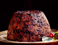 Christmas Pudding - Stir-up Sunday is coming so take turns at stirring the Christmas pudding and make a wish.