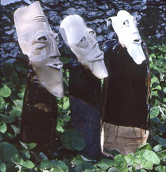 Denise Ui Bheaglaoich,agus Lasse Ó Maolchatha; Gnónna ag oscailt