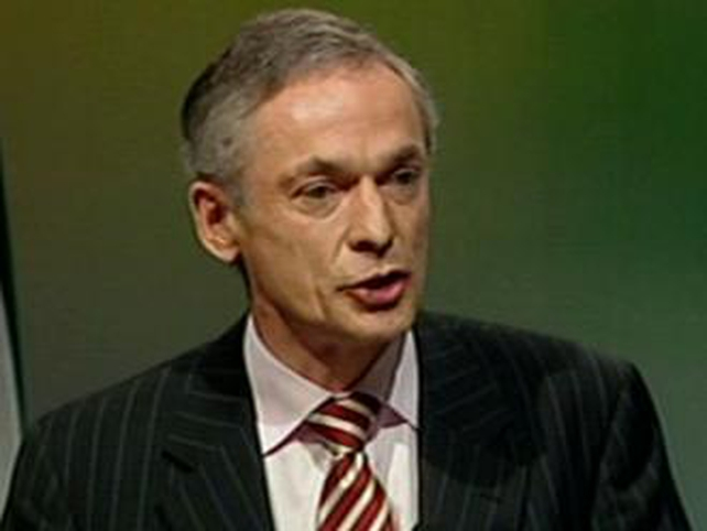 Richard Bruton - Economic strategy needs more than cutbacks