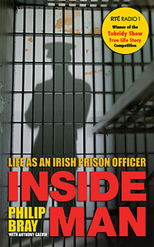 A no holds barred account of Irish prison life