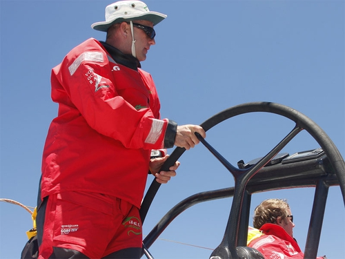 Ian Walker believes the third leg will be a big test for the Green Dragon crew