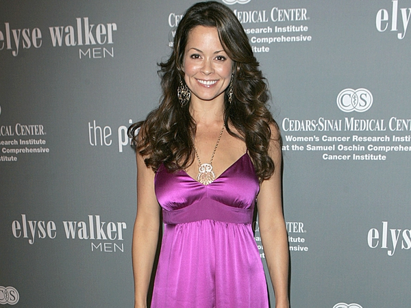Brooke Burke - wins Dancing With The Stars