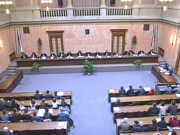 Brno - Czech Constitutional Court