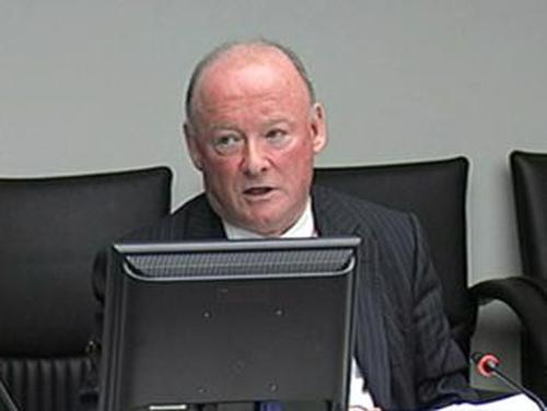 Rody Molloy - Quit top post at FÁS