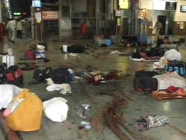 Mumbai - Attack at rail station