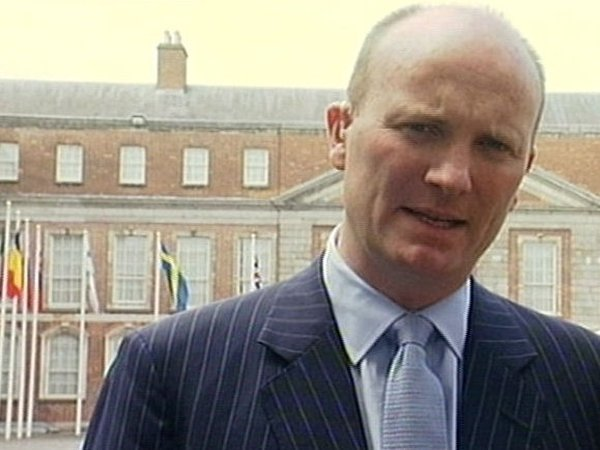 Declan Ganley - To establish Polish Libertas