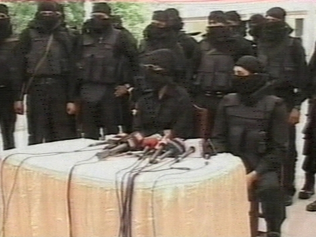 Indian army - Commandos describe fight to free hostages