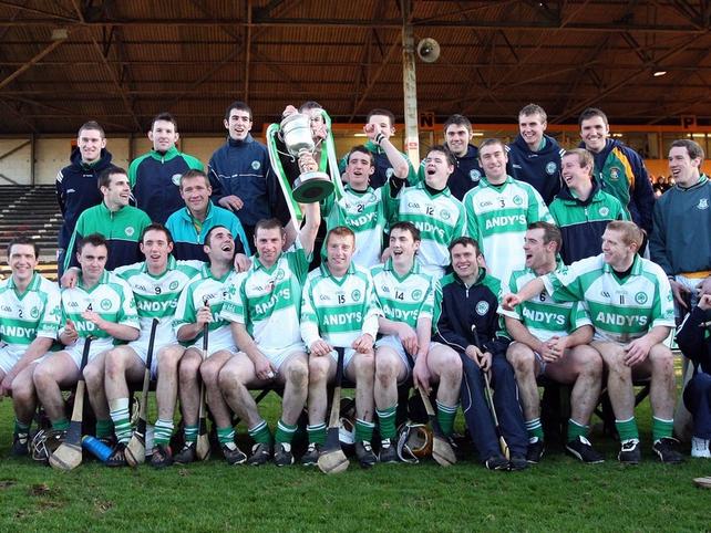 Leinster champions Ballyhale Shamrocks