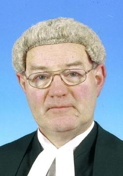 Mr Justice Philip O'Sullivan