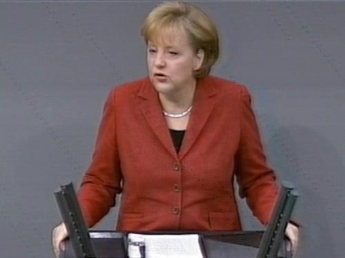 Angela Merkel - 'Confident' on Lisbon