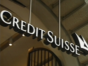 Switzerland's second-biggest bank has posted a 2015 net loss of 2.94 billion Swiss francs