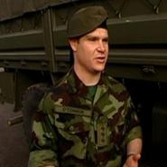 Corporal Pat O Connor