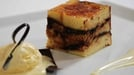 Chocolate Brioche Bread and Butter Pudding - Dominic Mafham serves up a delicious bread and pudding pudding.