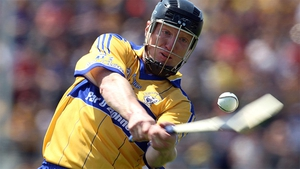 Niall Gilligan scored three points for Clare in the 1999 Munster final