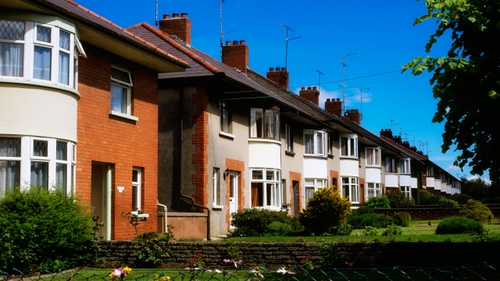 Residential property prices jumped by 13% in the year to April