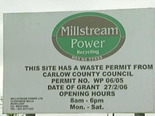 Millstream Power - Denies industrial oil used in feed