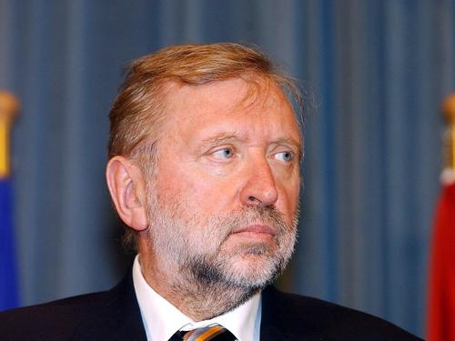 Dimitrij Rupel - Slovenia's ''perennial foreign minister'