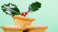 Green Saffron's Aromatic mince-pies - Spice up your minced pies.