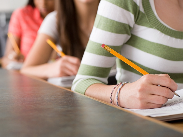 Students - Irish pupils rank 16th out of 30 in maths proficiency