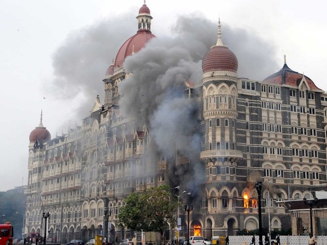 Mumbai - Co-ordinated attacks in 2008 left 166 dead