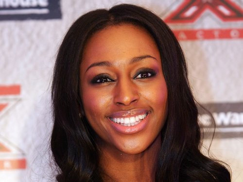 Alexandra Burke - set to perform single