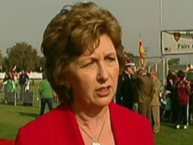 Mary McAleese - Prosecution would bring justice