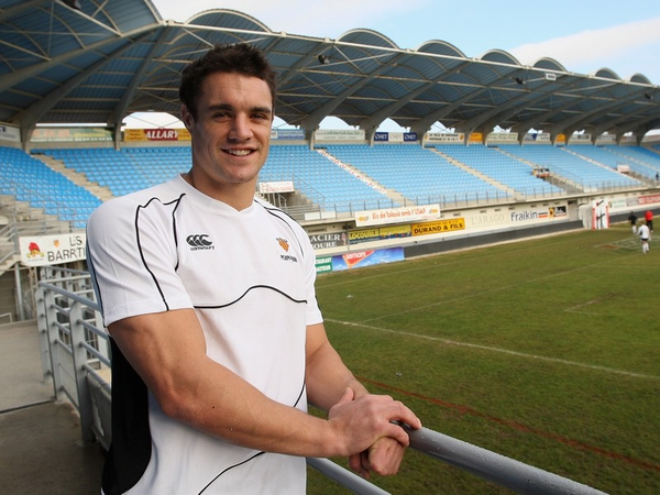 Dan Carter made a dream start to his stint at Perpignan