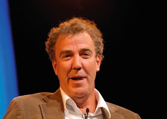 Jeremy Clarkson Suspension