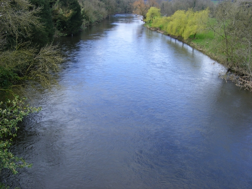 Blackwater downstream from Lismore