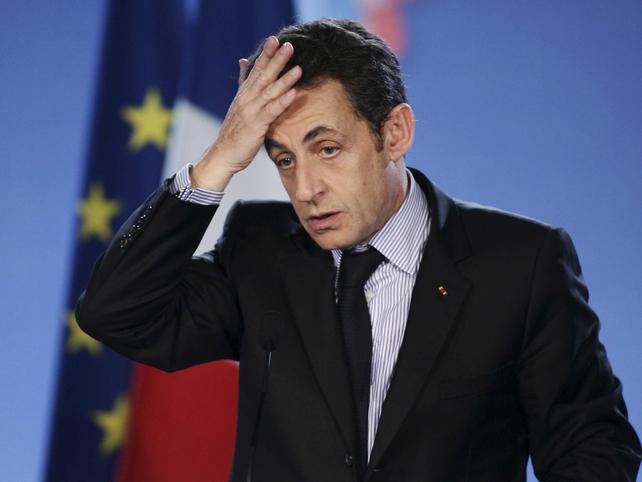 Nicolas Sarkozy - No to a 'weak compromise'