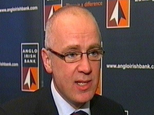 David Drumm - Quits as chief executive