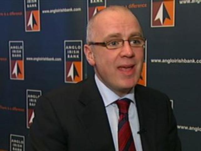 David Drumm - Departure 'in bank's best interests'