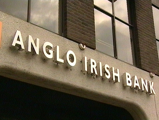 Anglo Irish Bank - Top execs resigned recently