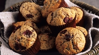 Cranberry Spice Muffins - Why not try these delicious cranberry muffins by the National Bakery School?