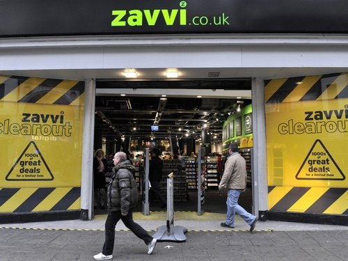 Store closures - Belfast store to go with the loss of 21 jobs