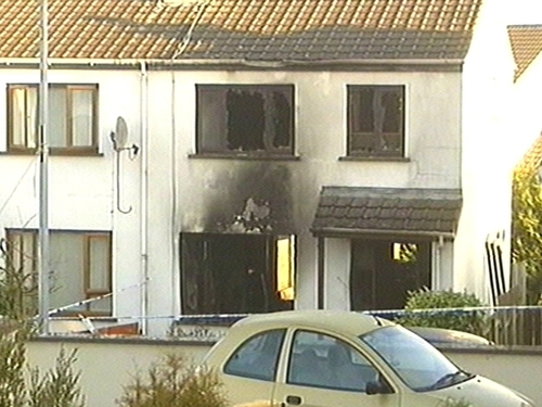 Banbridge - Man died in intense fire