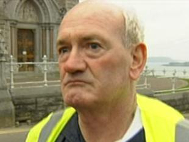 Michael Mernagh - Priest walked from Cobh to Dublin