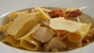 Chicken and Vodka Penne - Give your pasta a new taste.