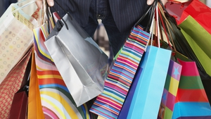 The initiative is urging people to shop local throughout December.
