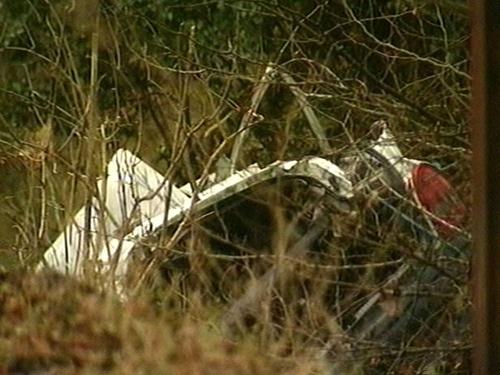 Fatal crash - Three teenage boys killed