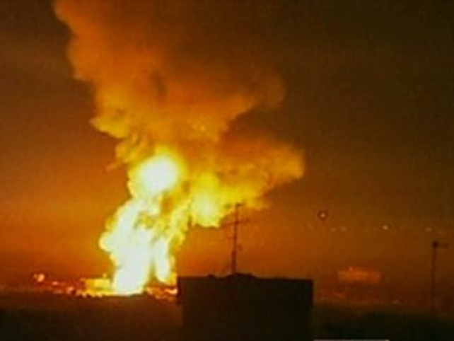 Gaza - Explosions overnight