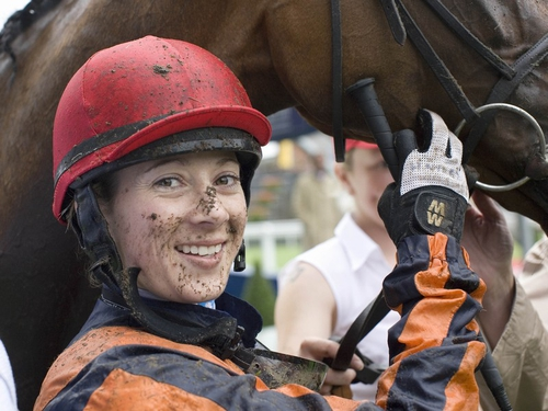 Hayley Turner had been hoping to secure a ride in the bumper at the Cheltenham Festival