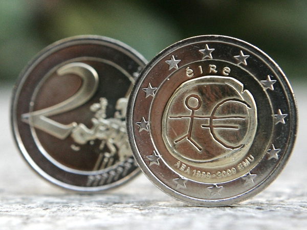 Ten years of the euro - Special commemorative coin